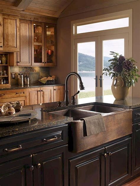 rustic farmhouse kitchen ideas 30 gorgeous rustic farmhouse kitchen ideas bellezaroom com