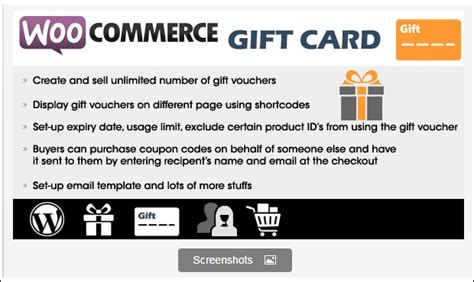 Woocommerce Gift Card - 40 best wordpress coupon plugins wp template