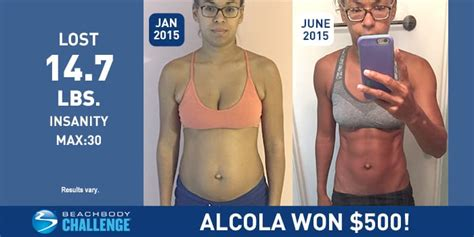 six pack abs after c section insanity max 30 results before after success stories