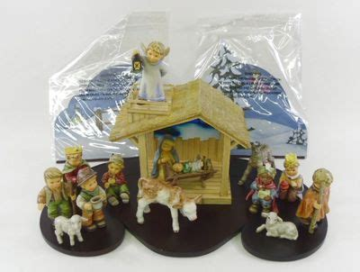 goebel hx82 wiseman hummel figurines antique price guide