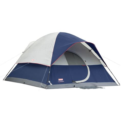 coleman tent awning coleman tent 12x10 elite sundome 6 person with led lighting