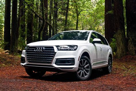 audi jeep 2017 2017 audi q7 review autoguide com