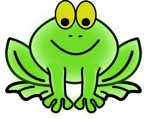 frog clipart bug eyed frog clip at clker vector clip
