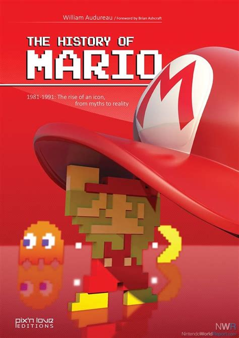 the history of the history of mario book review feature nintendo