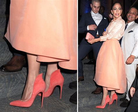 what type of foundation does j lo wear jennifer lopez s designer shoe collection is the stuff
