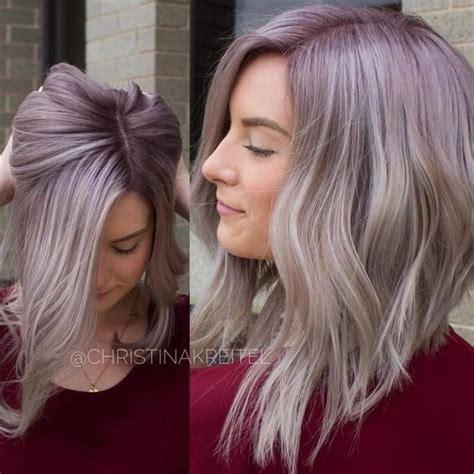 the most pretty lob and bob haircuts for 2017 bob beautiful pastel lob haircut long bob hairstyles