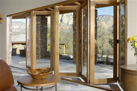 Bi Fold Patio Doors Aluminum Aecinfo News Vista Pointe Aluminum Clad Bi Fold Multi Slide Patio Doors