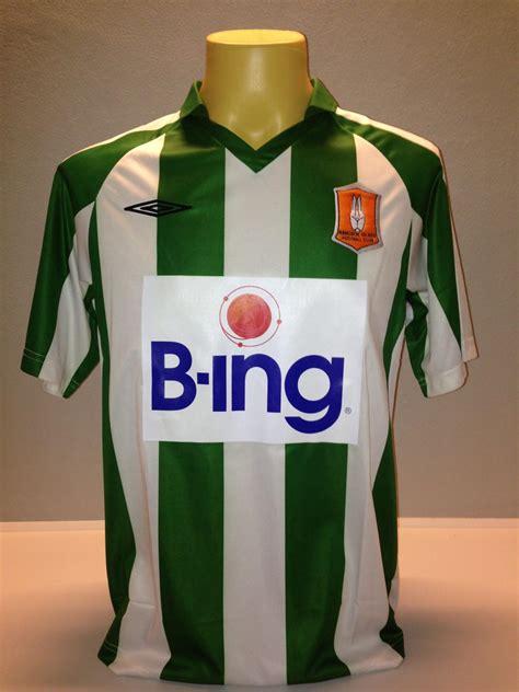 Button Rok Bangkok bangkok glass fc cup shirt football shirt 2009 added