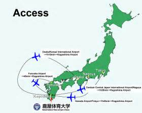 airports in map map japan airports