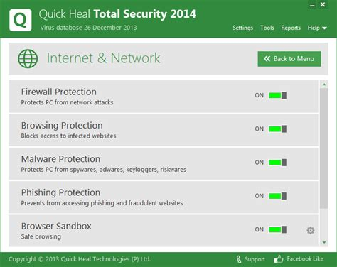 quick heal total security 2014 resetter купить quick heal total security в allsoft