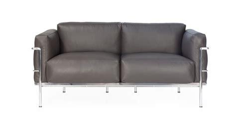 gran confort sofas sof 225 grand confort le corbusier de dos plazas