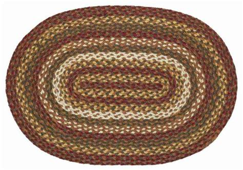 tea cabin braided jute rug oval     allysons place