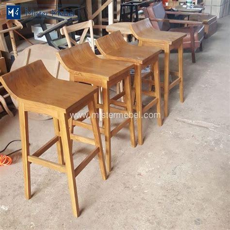 Kursi Meja Besi Vintage kursi bar vintage minimalis jati furniture vintage jepara mebel minimalis mebel jepara