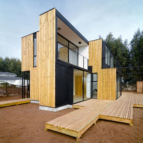 Sip Panels House | sip panel house by alejandro soffia and gabriel rudolphy