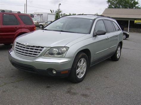 Chrysler Pacifica 2004 For Sale by 2004 Chrysler Pacifica 3 5 For Sale 81 Used Cars From 2 525