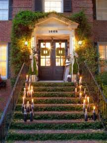outdoor home decor 19 outdoor christmas decorating ideas hgtv