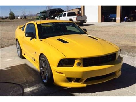saleen for sale in 2006 ford mustang saleen for sale classiccars cc