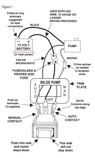 attwood bilge wiring diagram wiring diagram and