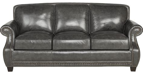 Charcoal Leather by Charcoal Leather Sofa Sofa Brownsvilleclaimhelp