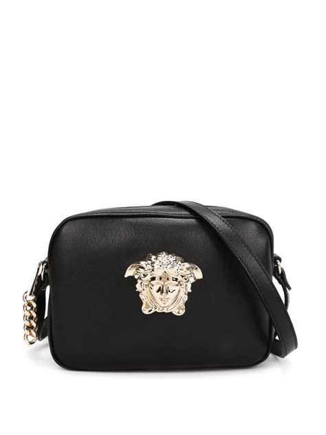 Versace Pocket Shoulder Bag palazzo crossbody bag by versace shoulder bags ikrix