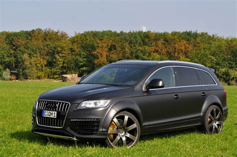 audi q7 modified audi q7 tuning car tuning