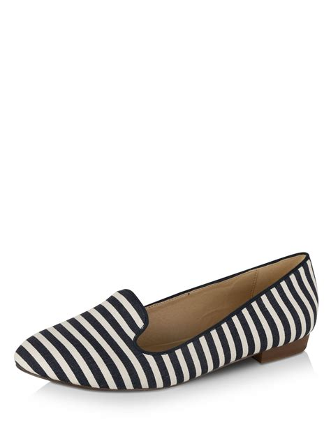 Striped Slippers buy oasis striped slipper flats for s multi