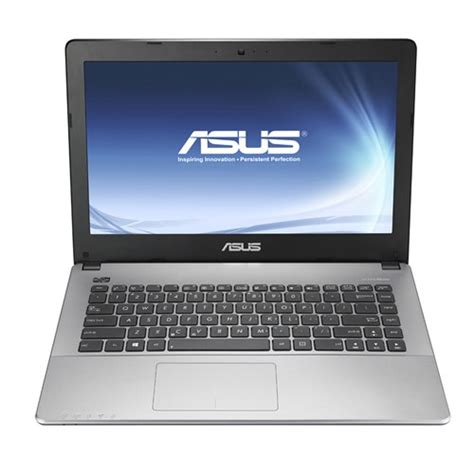 jual laptop asus notebook x455la