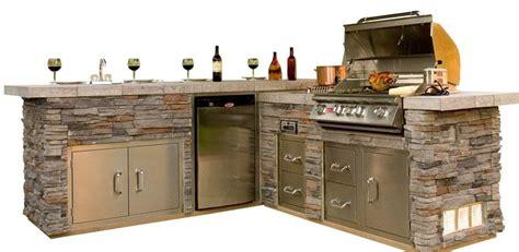 kitchen island grill outdoor kitchen and bar islands home garden design