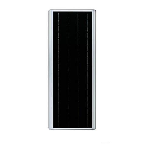 Lu Led Integra luminarias led solares 60w serie aio panel solar integrado