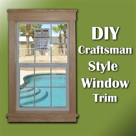 Home Depot Interior Window Shutters Az Diy Guy S Projects Super Easy Diy Craftsman Style