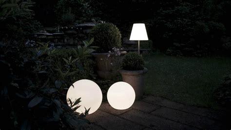 illuminazione a led da esterno westwing lade da esterno a led nella notte