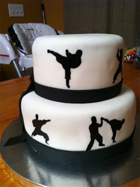 Introducing .: Karate Cakes