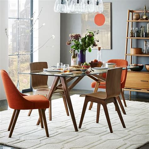 west elm dining room table west elm dining room table mid century expandable dining