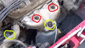 replacing an oxygen sensor in a 1998 honda civic how to