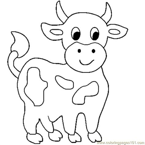 highland cow coloring page free coloring pages of a highland cow