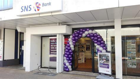 dienst bank ballonnenboog sns bank kortenhoef ballonnenpartners