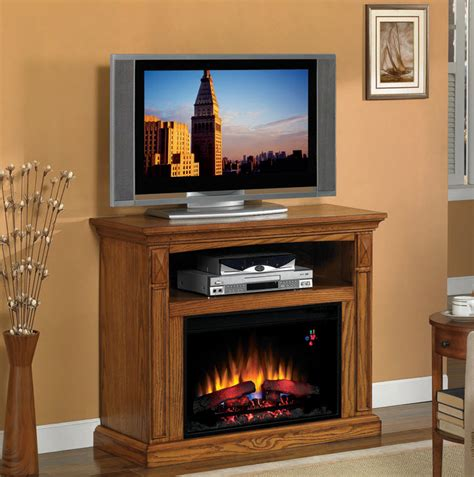 corner entertainment center fireplace electric fireplaces from portablefireplace