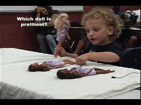 black doll vs white doll experiment the doll test