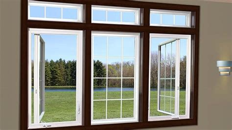 what is a awning window casement windows casement standard sleek appearance