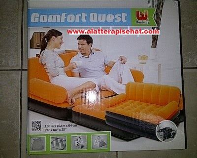 Paket Sofa Bed Single 2 In 1 Pompa Listrik Repair Kit sofa bed kasur udara 2 in 1 merk bestway sofabed best