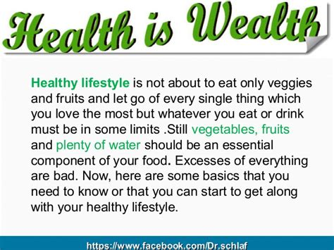 7 Tips On Living A Healthy Lifestyle by Health Tips For A Healthy Style