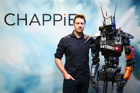 film robot south africa chappie director neill blomk is optimistic about two