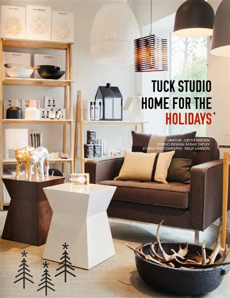 gg s home for the holidays cookbook books tuck studio s home for the holidays look book launched