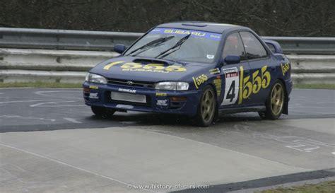 1994 subaru wrx sti subaru 1994 impreza wrx sti the history of cars
