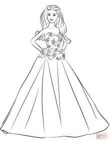imagenes para colorear mis xv dibujo de barbie quincea 241 era para colorear dibujos para