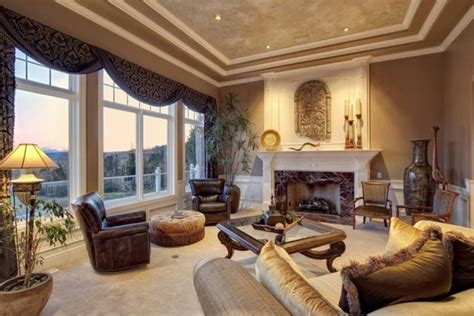 Traditional Window Treatments Living Room by Window Treatments Traditional Living Room Seattle