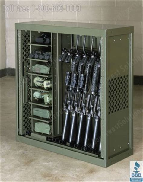 Locker Cabinets by Rifle Gun Locker Enforcement Weapons Cabinet