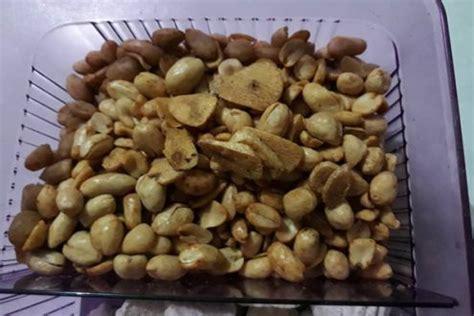 Kacang Bawang Spesial resep kacang bawang empuk dan renyah