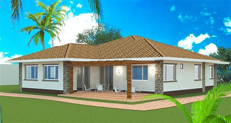 3 Bedroom Bungalow model 3 3 bedroom bungalow design negros construction