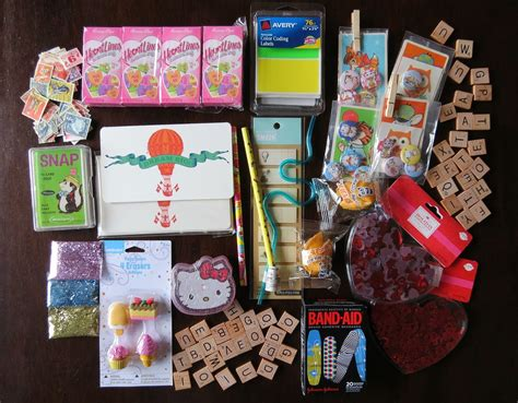 christmas gifts to send by mail 25 inexpensive things you can send to your pen pals mail penpals ackage miki s
